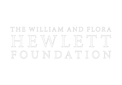 Hewlett Foundation logo